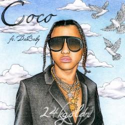 24kGoldn feat. iann dior - Coco