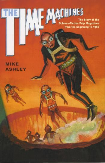 Cover of: The history of the science-fiction magazine | Michael Ashley